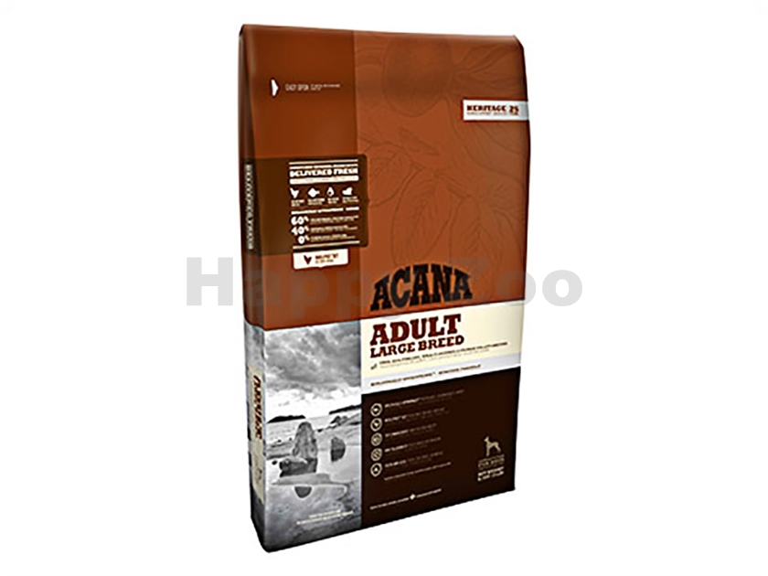 ACANA Heritage Adult Large Breed 11,4kg