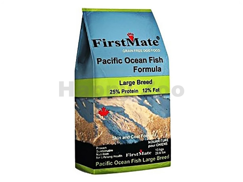FIRST MATE Dog Pacific Ocean Fish Large Breed 13kg