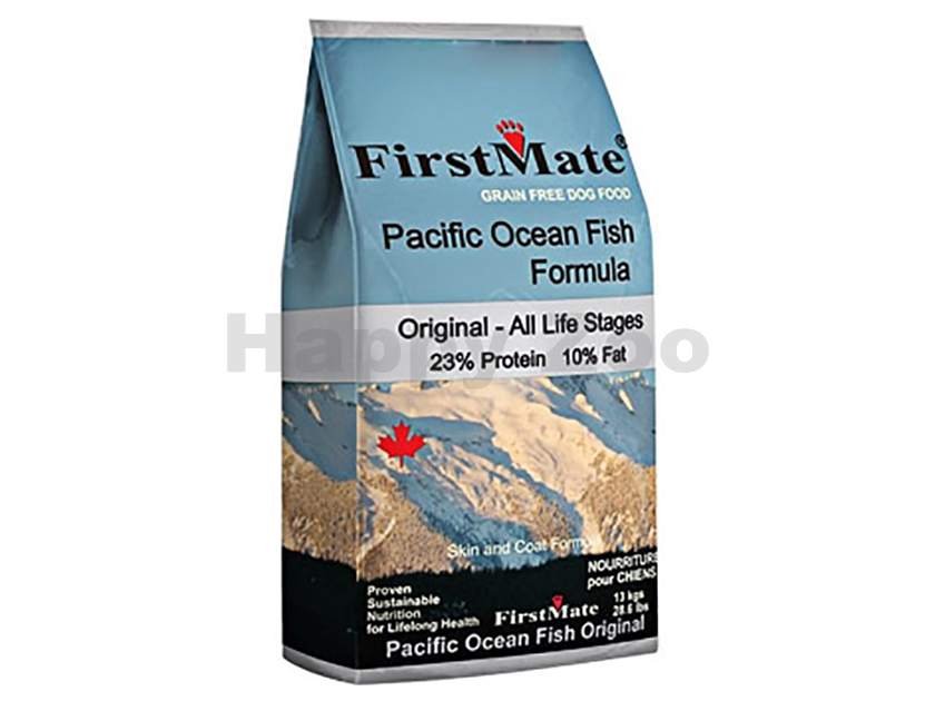 FIRST MATE Dog Pacific Ocean Fish 6,6kg