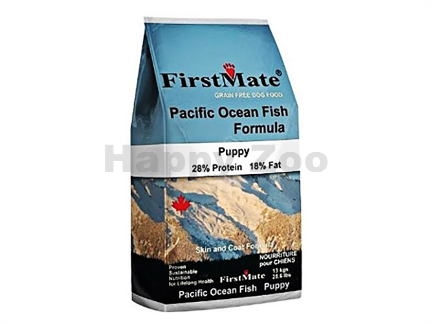 FIRST MATE Dog Pacific Ocean Fish Puppy 2,3kg