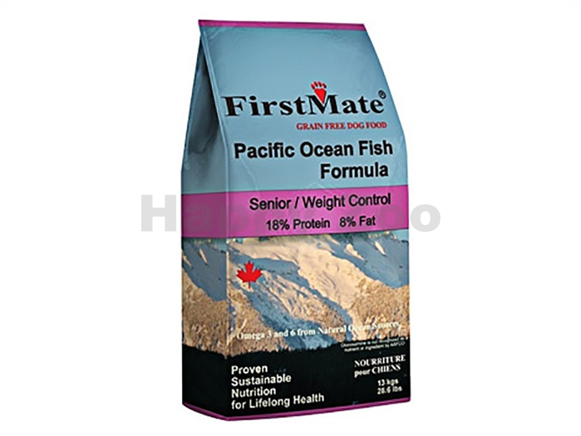 FIRST MATE Dog Pacific Ocean Fish Senior 13kg