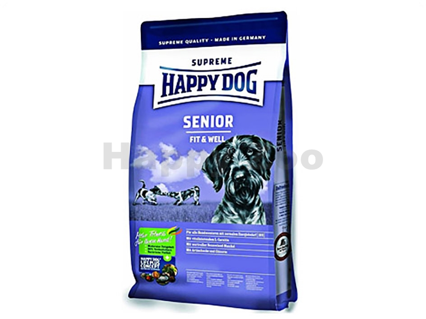 HAPPY DOG Supreme Fit and Well Senior 12,5kg