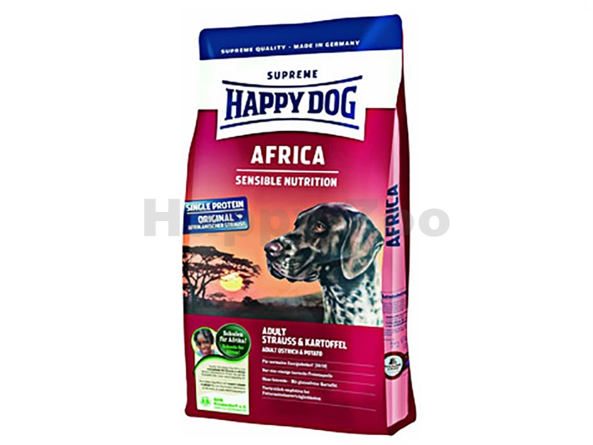 HAPPY DOG Supreme Sensible Africa 1kg
