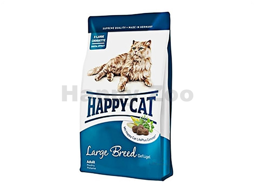 HAPPY CAT Supreme Fit and Well Large 10kg