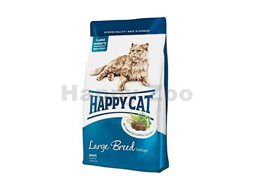HAPPY CAT Supreme Fit and Well Large 4kg