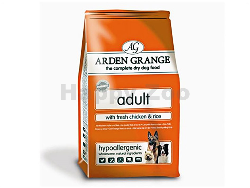 ARDEN GRANGE Dog Adult 12kg