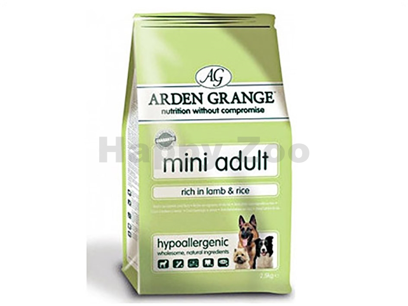 ARDEN GRANGE Dog Adult Mini Lamb 2kg