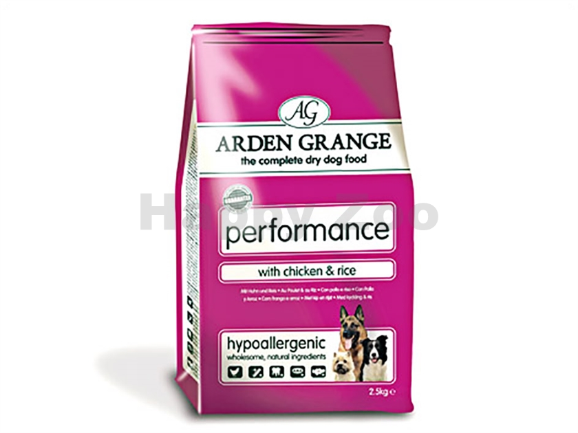 ARDEN GRANGE Dog Performance 2kg