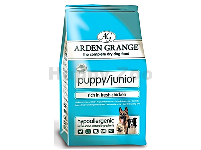 ARDEN GRANGE Dog Puppy/Junior 12kg