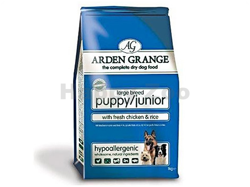 ARDEN GRANGE Dog Puppy/Junior Large Breed 12kg