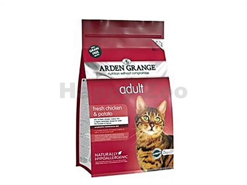 ARDEN GRANGE Cat Adult Chicken 400g