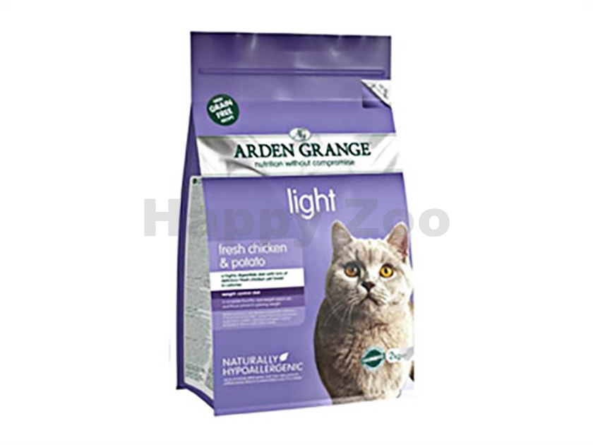 ARDEN GRANGE Cat Light 400g