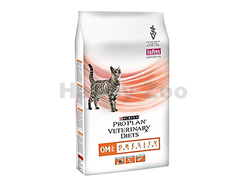 PURINA PRO PLAN VD Feline - OM Obesity Management 1,5kg
