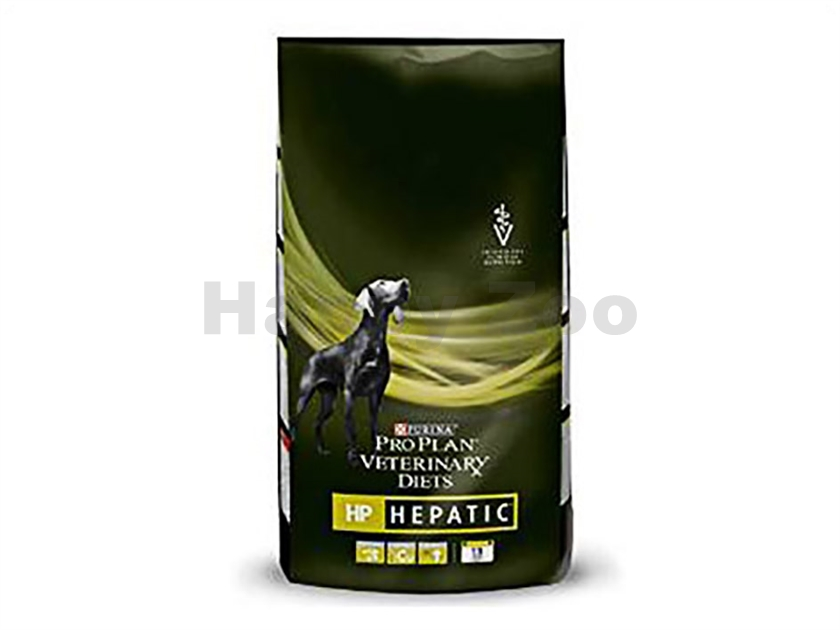 PURINA PRO PLAN VD Canine - HP Hepatic 3kg
