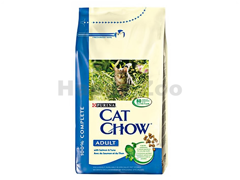 PURINA Cat Chow Adult Tuna and Salmon 1,5kg