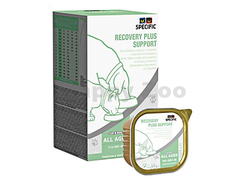 Paštika SPECIFIC F/C REC-W Recovery Plus Support 7x95g