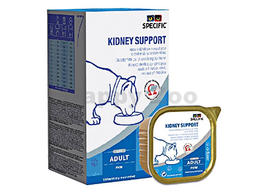 Paštika SPECIFIC FKW Kidney Support 7x100g