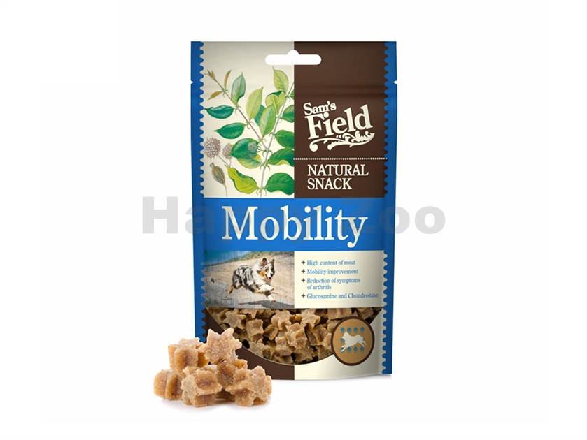 SAM´S FIELD Natural Snack Mobility 200g
