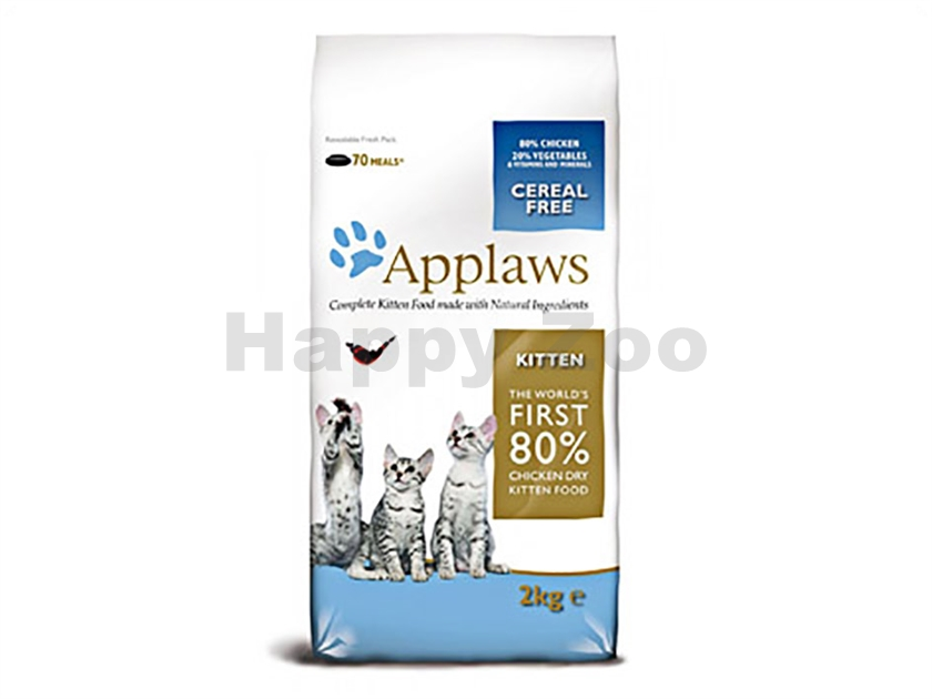 APPLAWS Cat Kitten Chicken 2kg