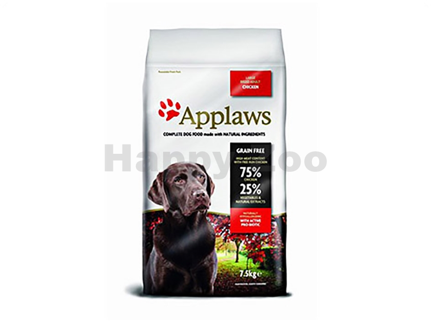 APPLAWS Dog Adult Large Breed Chicken 7,5kg