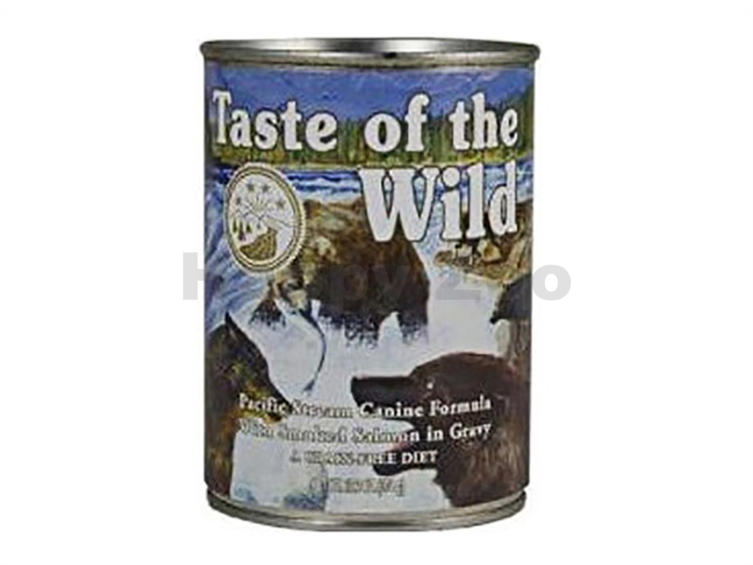 Konzerva TASTE OF THE WILD Canine Pacific Stream 375g