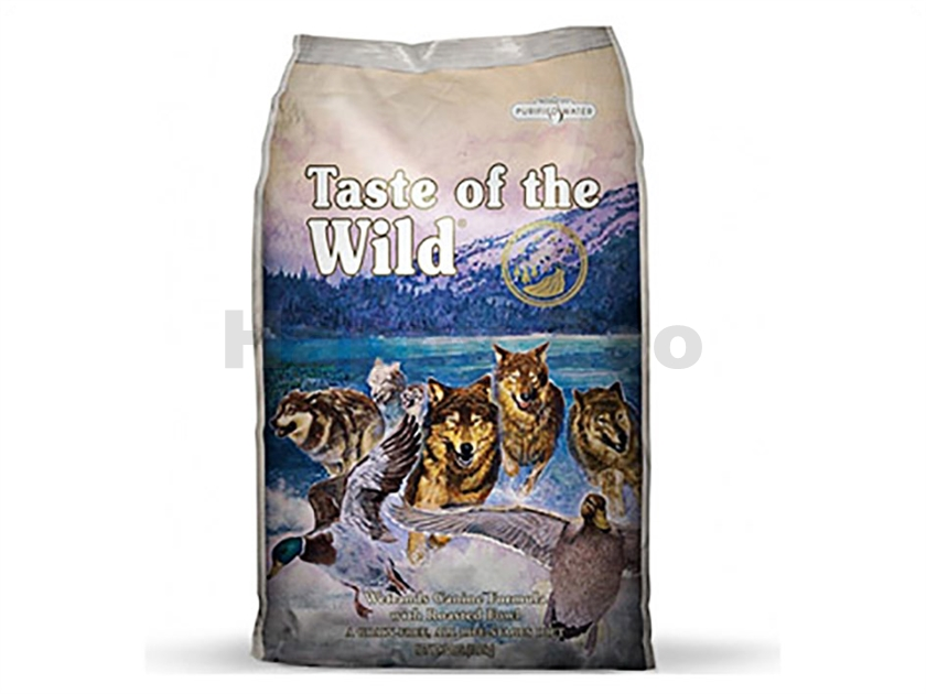TASTE OF THE WILD Canine Wetlands 2kg