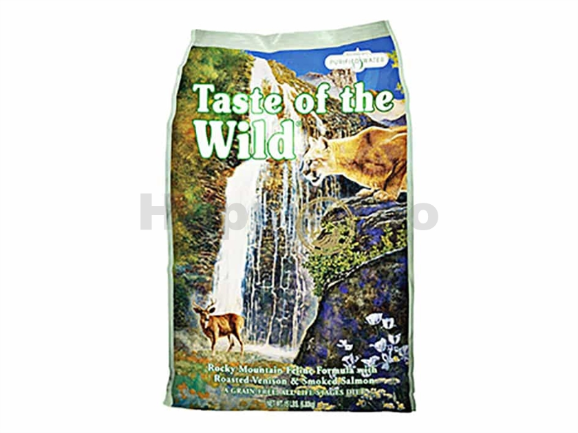 TASTE OF THE WILD Feline Rocky Mountain 7kg