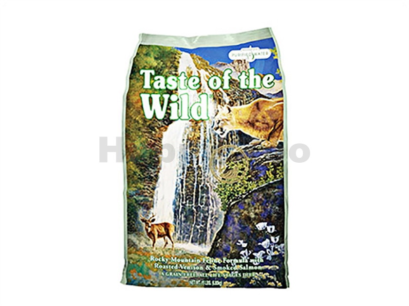 TASTE OF THE WILD Feline Rocky Mountain 2kg