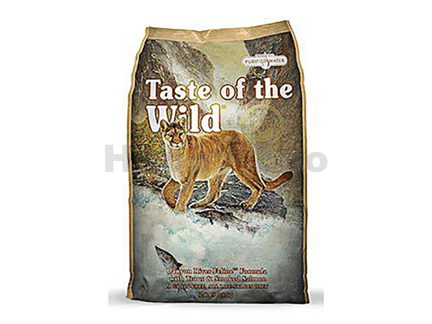 TASTE OF THE WILD Feline Canyon River 7kg