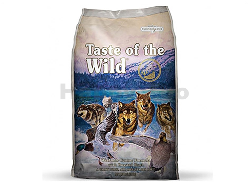 TASTE OF THE WILD Canine Wetlands 6kg