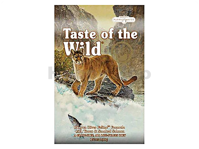 TASTE OF THE WILD Feline Canyon River 2kg