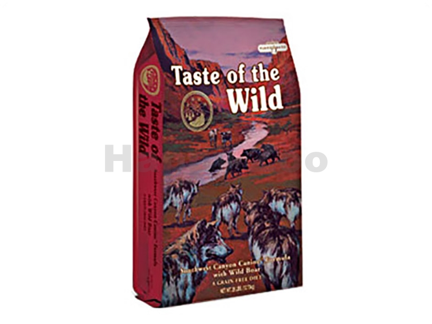 TASTE OF THE WILD Canine Southwest Canyon 6kg