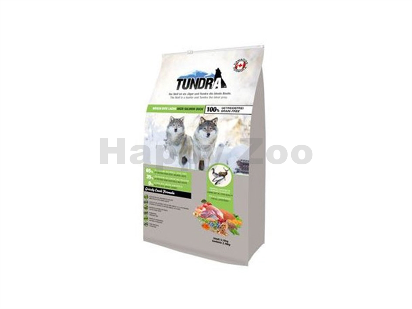 TUNDRA Deer, Duck, Salmon Grizzly 11,34kg