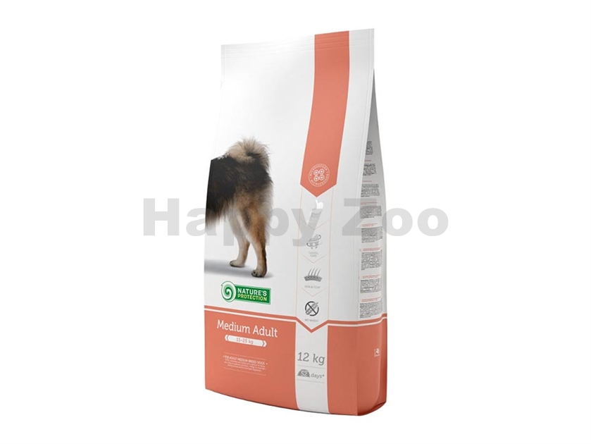 NATURE´S PROTECTION Dog Adult Medium 12kg