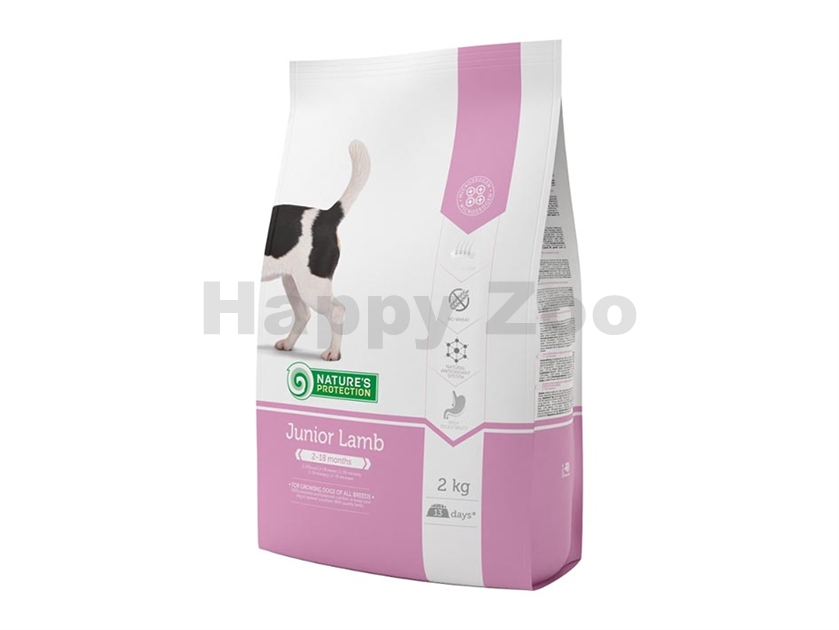 NATURE´S PROTECTION Dog Junior Lamb 2kg