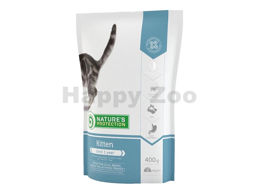 NATURE´S PROTECTION Cat Kitten 400g