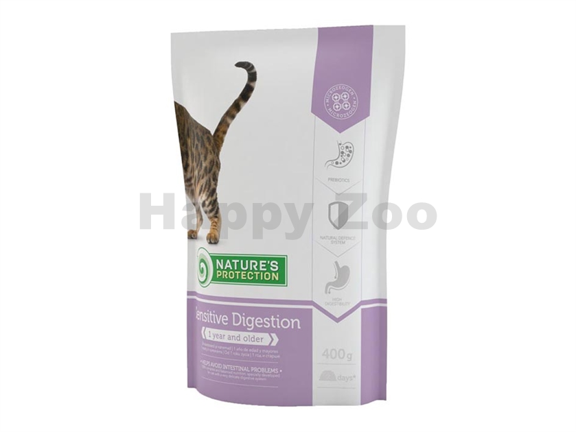 NATURE´S PROTECTION Cat Sensitive Digestion 400g