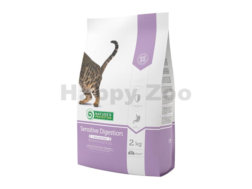 NATURE´S PROTECTION Cat Sensitive Digestion 2kg