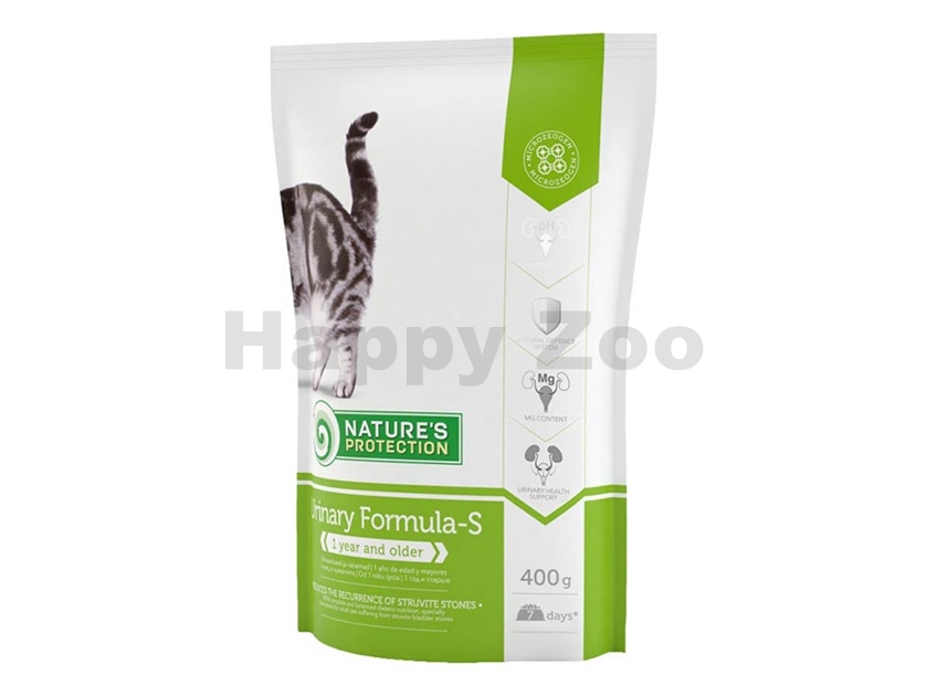 NATURE´S PROTECTION Cat Urinary 400g