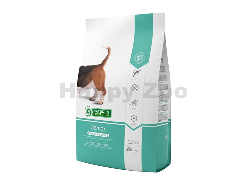 NATURE´S PROTECTION Dog Senior 12kg