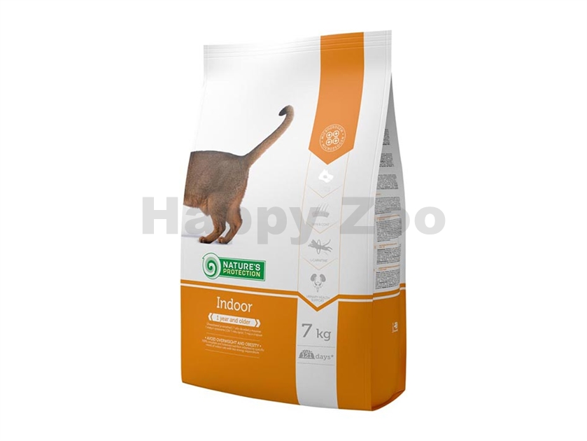NATURE´S PROTECTION Cat Indoor 7kg