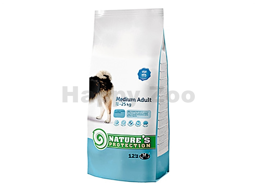 NATURE´S PROTECTION Dog Adult Medium 18kg