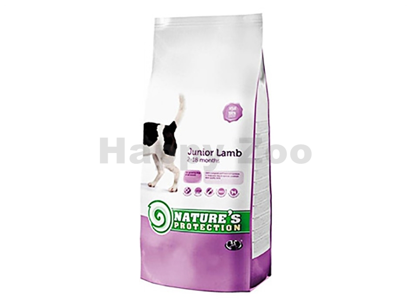 NATURE´S PROTECTION Dog Junior Lamb 18kg