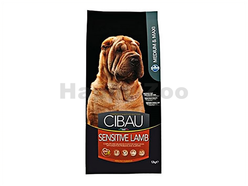 CIBAU Adult Sensitive Lamb & Rice 12kg