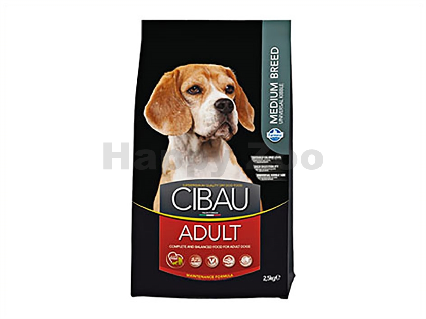 CIBAU Adult Medium 2,5kg