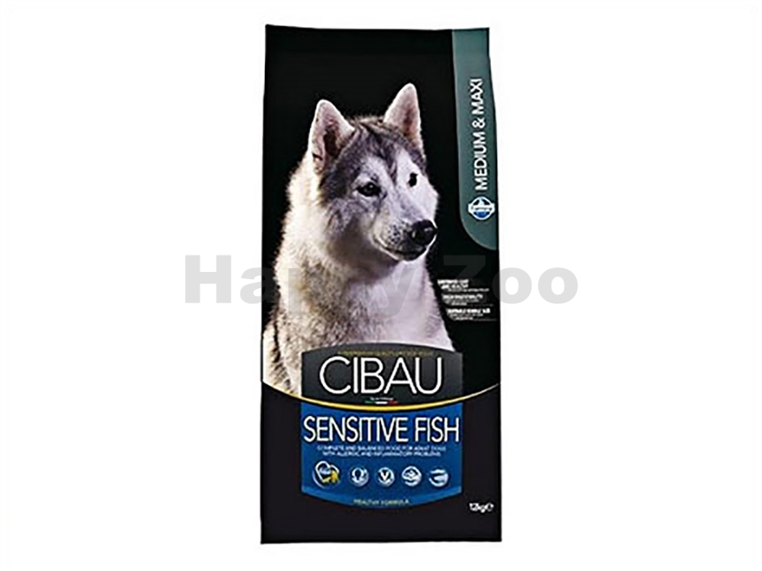 CIBAU Adult Sensitive Fish & Rice 2,5g