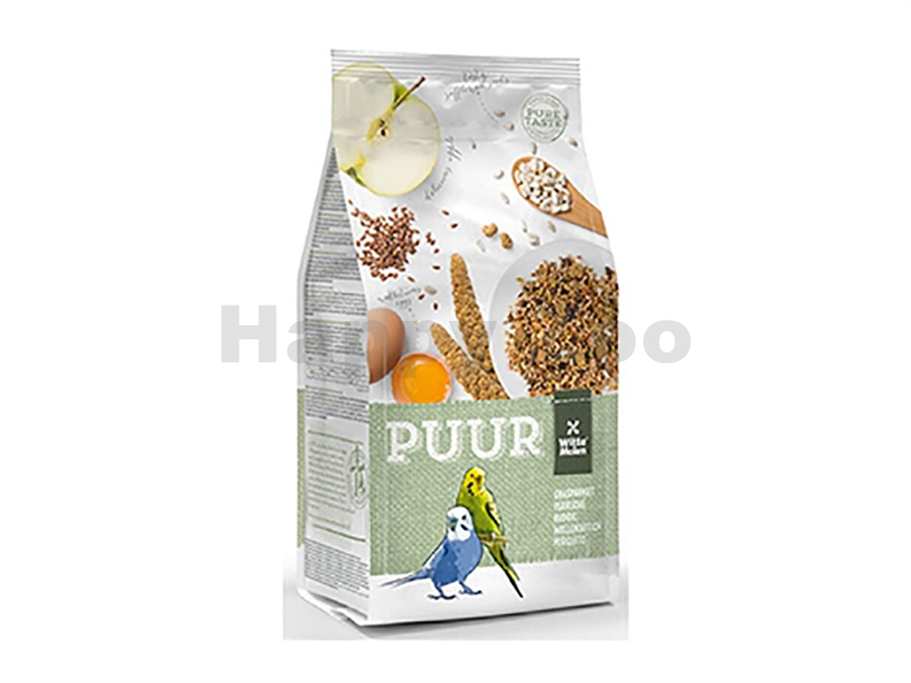 PUUR Budgie - pro andulky 750g