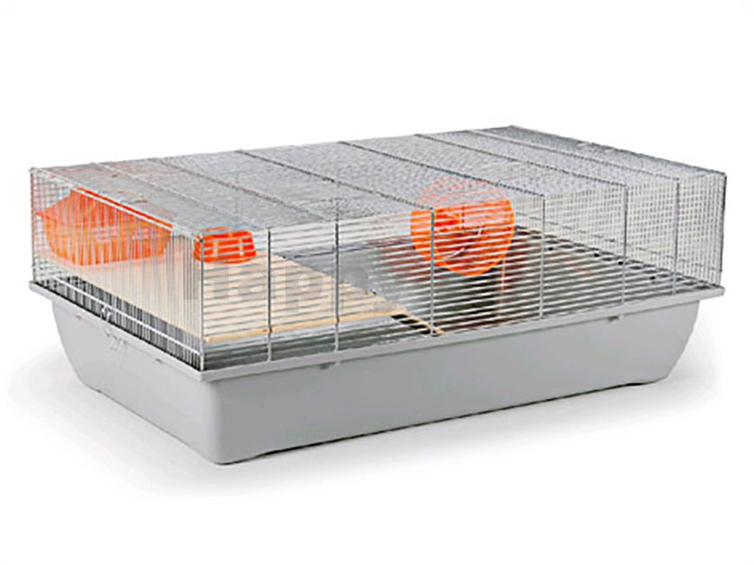 Klec INTER-ZOO Mouse 80x47x30cm (MIX BAREV)