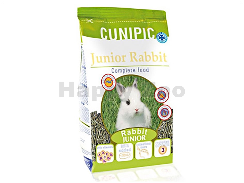 CUNIPIC Junior Rabbits 3kg