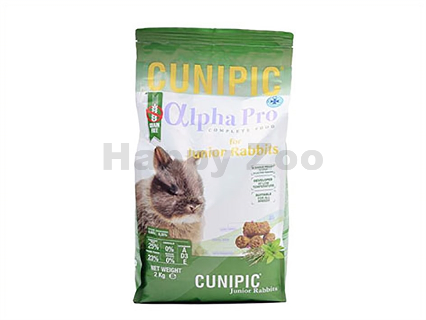 CUNIPIC Alpha Pro Rabbit Junior 500g